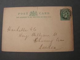 Post Card Nothingham 1903 - 1902-1951 (Könige)
