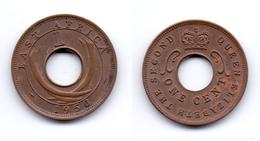 East Africa 1 Cent 1956 H - Colonie Britannique