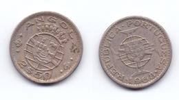 Angola 2 1/2 Escudos 1968 - Angola