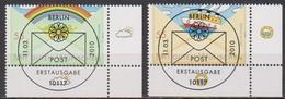 Deutschland 2010 MiNr.2786 - 2787 O Gest. ESST. Grußmarken ( 8649 )günstige Versandkosten - Gebraucht