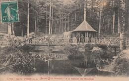 ST DIE A La Cascade Des Molières - Saint Die
