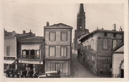 CARAMAN (H/G) Rue Emile Zola - Carmaux