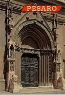 CPM Italie, Pesaro, Portale Chiesa S Agostino - Pesaro