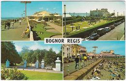BOGNOR REGIS Multiview Posted 1968 (Publisher Ref PLC3113) [P126/4/1D] - Bognor Regis