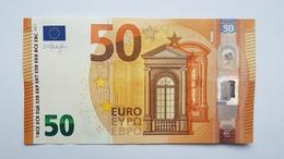 50 Euro 2017 Belgien ZA1712135284, Printer Z001, Kassenfrisch,  UNC - 50 Euro