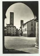 ALBA - PIAZZA RISORGIMENTO     VIAGGIATA FG - Cuneo
