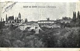 Italie - Verona - Saluti Da Sona - Panorama - Verona