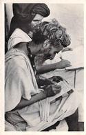 Afrique- MAURITANIE  (Mauritania) Ecrivain Maure  (writer) (collection GIL N°17)*PRIX FIXE - Mauritania