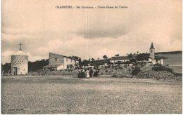 OLARGUES .... SES ENVIRONS .... NOTRE DAME DE TREDOS - France