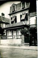 N°19 CH -carte Photo Cabourg -villa La Fauvette- Avenue Joffre- - Cabourg