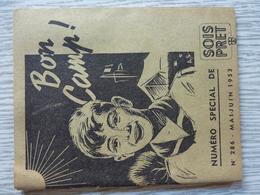 Sois-Prêt, Numéro Spécial De 1953, Bon Camp,illustré (Scoutisme). - Livres, BD, Revues