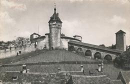 Schweiz / Helvetia - 1943 - Censored Postcard Castell Munot From Küsnacht To Schiedam / Nederland - SH Schaffhausen
