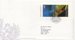 Great Britain Millennium SS On Used FDC - FDC