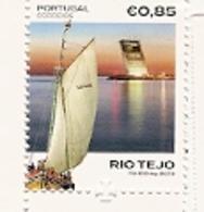 Portugal ** &  River Tagus Boat 2018 (6518) - Barche