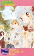 Carte Prépayée Japon * MANGA * Comics * (16.759)  Japan Prepaid Card * TOSHO Karte * CINEMA * FILM - BD