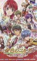 Carte Prépayée Japon * MANGA * Comics * (16.761)  Japan Prepaid Card * TOSHO Karte * CINEMA * FILM - BD