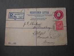 Holloway Cv, To Stuttgart 1927 - 1902-1951 (Könige)