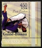 D - [814344]Guiné-Bissau  2005 -  Sports, Judo - Judo