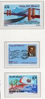 1972 - MAROCCO - MAROC - Yv:  Nr. 635/36+646 - NH - (UP121.1) - Marocco (1956-...)