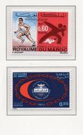 1972 - MAROCCO - MAROC - Yv:  Nr. 626/27 - NH - (UP121.22) - Marocco (1956-...)