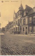 Lessines - Rue De La Station - Carte Animée - Lessen