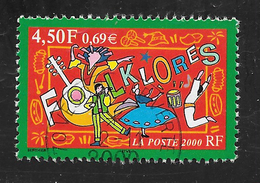 FRANCE 3339 Folklores Danse Musique . - France
