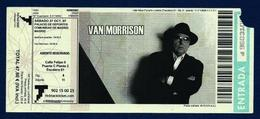 VAN MORRISON (Madrid-2007) - Concert Tickets