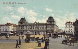Bruxelles, Gare Du Nord (pk56030) - Spoorwegen, Stations