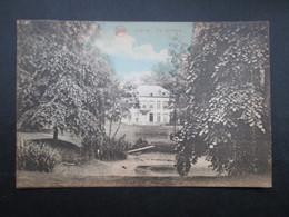 CP BELGIQUE (V1619) LUIGNE - MOUSCRON (2 Vues) Le Château - Moeskroen