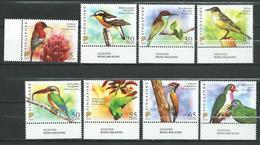 Singapore 2007 Birds.MNH - Singapore (1959-...)