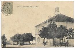 1906 VILLE Sous LAFERTE Hôtel De VILLE Aube Prè Châteauvillain Maranville Clairvaux Forges Bayel Bar Sur Brienne Château - Autres Communes