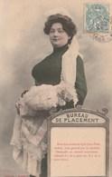 ILLUSTRATEUR BERGERET Bureau Du Placement - Bergeret