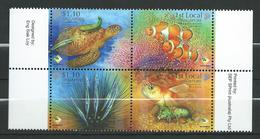 Singapore 2007 Symbiotic Marine Life.flora & Fauna.fishes.turtles. MNH - Singapur (1959-...)