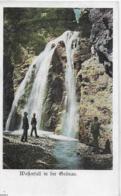 AK 0151  Wasserfall In Der Grünau Bei Mariazell Um 1907 - Mariazell