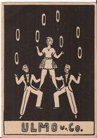 ULMO U CO JONGLEURS 6/008 D3  CIRCUS CIRQUE ZIRKUS - Cirque