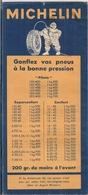 CORSE - CARTE ROUTIÈRE MICHELIN N° 90. - 200.000ème (1948) - Cartes Routières
