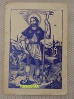PREGHIERA A SAN ROCCO - ( PREGHIERA DI GIOVANNI XXIII ) - Santini