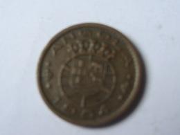 50 CENTAVOS 1954. - Angola