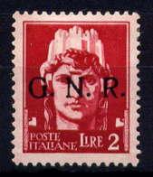 ITALIE/G.N.R - 13* - ITALIA - 1944-45 République Sociale