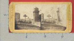 ITALIA - FOTOGRAFIA STEREOSCOPICA SU CARTONCINO - ROMA - S. Pietro In Vincoli - Stereoscopi