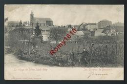 Solre- Saint- Gery. Environs De Beaumont. Le Village. Personnage . 2 Scans. - Beaumont
