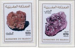 1974 - MAROCCO - MAROC - Yv:  Nr. 698+699 - NH - (UP121.2) - Marocco (1956-...)