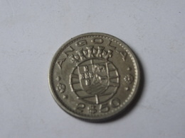 2,50 ESCUDOS 1967. - Angola