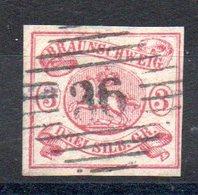 BRUNSWICK - YT N° 10 Signé - Cote: 300,00 € - Brunswick