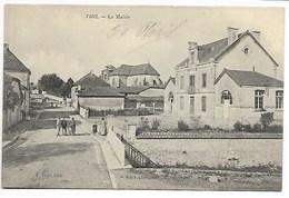 THIL 1906 MAIRIE édit. RALE Bar Sur AUBE Près Arsonval Brienne Le Château Arcis Vendeuvre Barse Vendeuvre Barse Troyes - France
