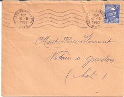 1H2  ---  91  CORBEIL-ESSONNES   RBV   5LO - Poststempel (Briefe)