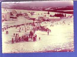 25 - JOUGNES - TELESKI - ANIMEE - SOUS LA NEIGE - - Autres Communes