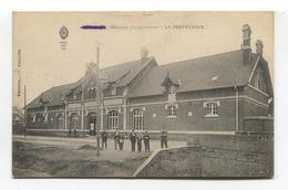 "Beauval, Somme - Coopérative ""La Prevoyance"" - CPA De 1916 - Beauval"