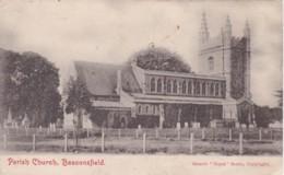 BEACONSFIELD PARISH CHURCH - Buckinghamshire