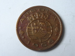 1 ESCUDO 1956. - Angola